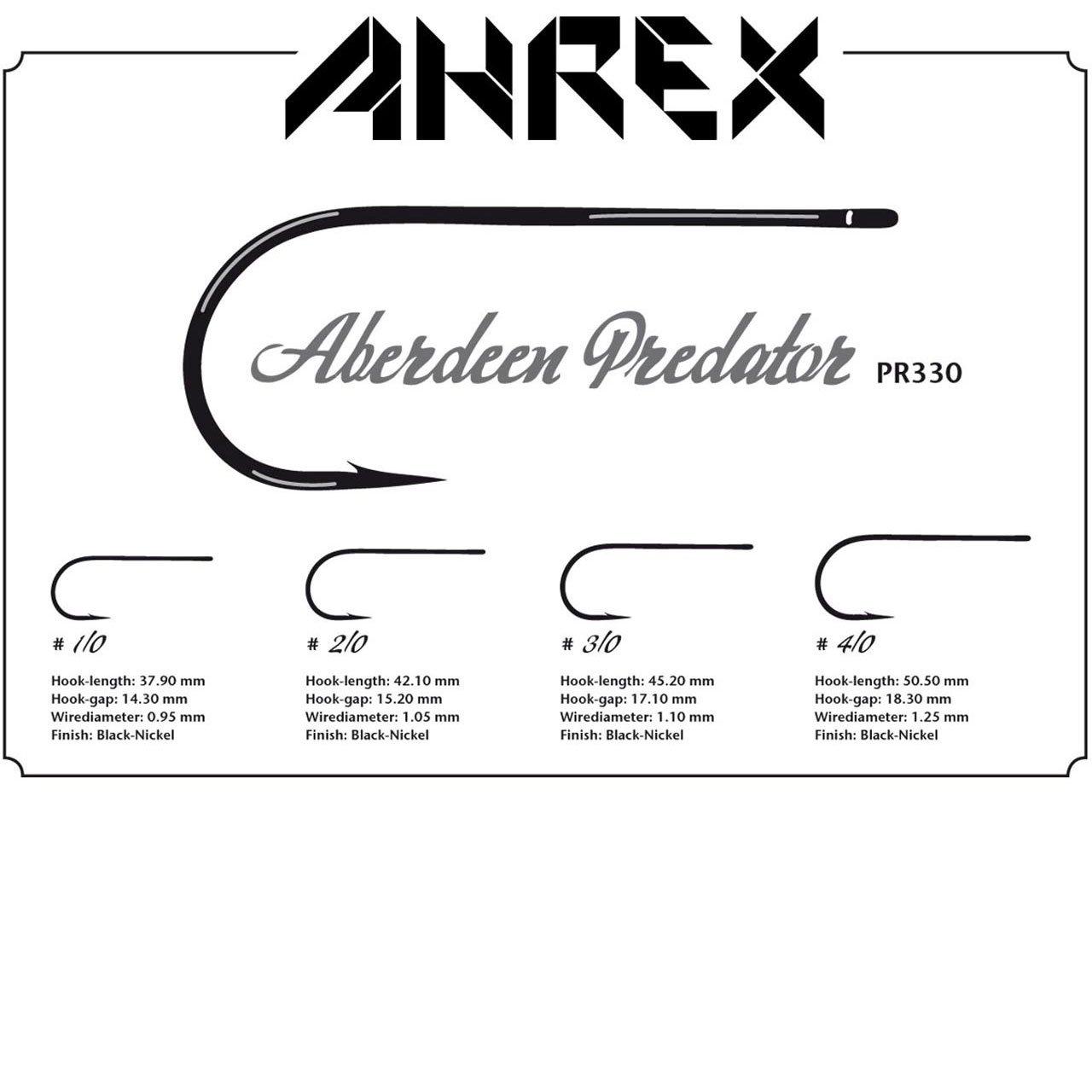 ahrex amo aberdeen predator