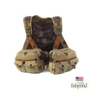 Vaquero Cyclepond Fly Fishing Vest - Fishpond