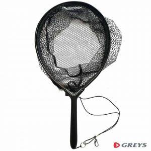 Guadino rete in gomma GS Scoop Net - Greys