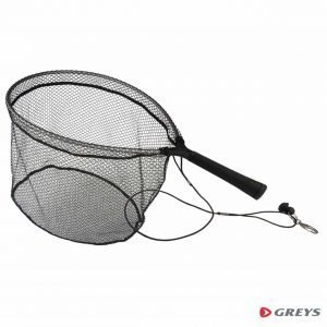 Guadino rete in gomma GS Scoop Net - Greys