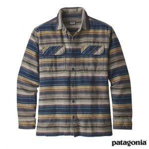 camicia di flanella patagonia