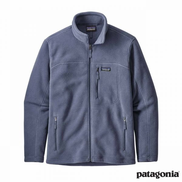 patagonia giacca in pile