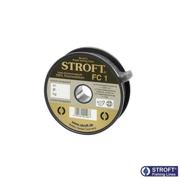 bobina filo stroft fluoro carbon fc1