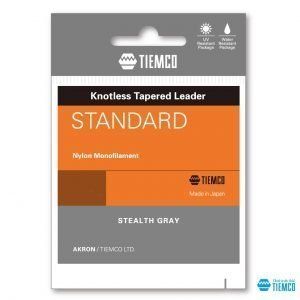 Nylon Standard Tapered Leader - Tiemco