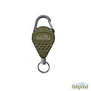 Porta oggetti in alluminio Arrowhead Retractor - Fishpond