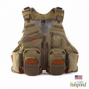 Gilet da pesca Gore Range Tech Pack Vest - Fishpond