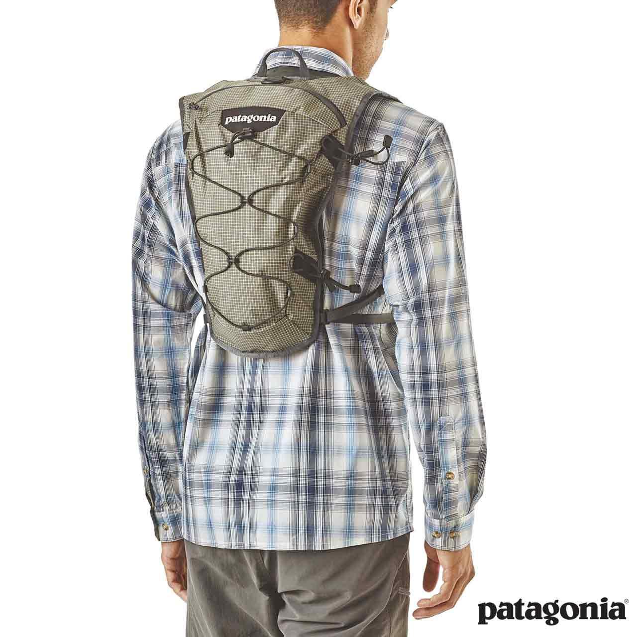 M Light Bog Patagonia Fly Fishing Hybrid Pack Vest S