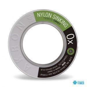 Bobine di filo affondante Nylon Sinking Tippet - Tiemco