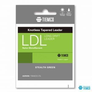 Finale conico in Nylon LDL Leader - Tiemco