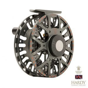 HBX Fly Fishing Reel - Hardy