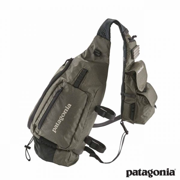 patagonia vest sling light grey