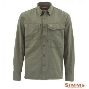 Camicia leggera Guide Shirt - Simms
