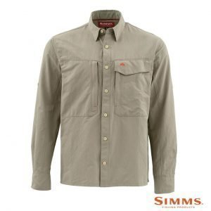 simms camicia guide shirt