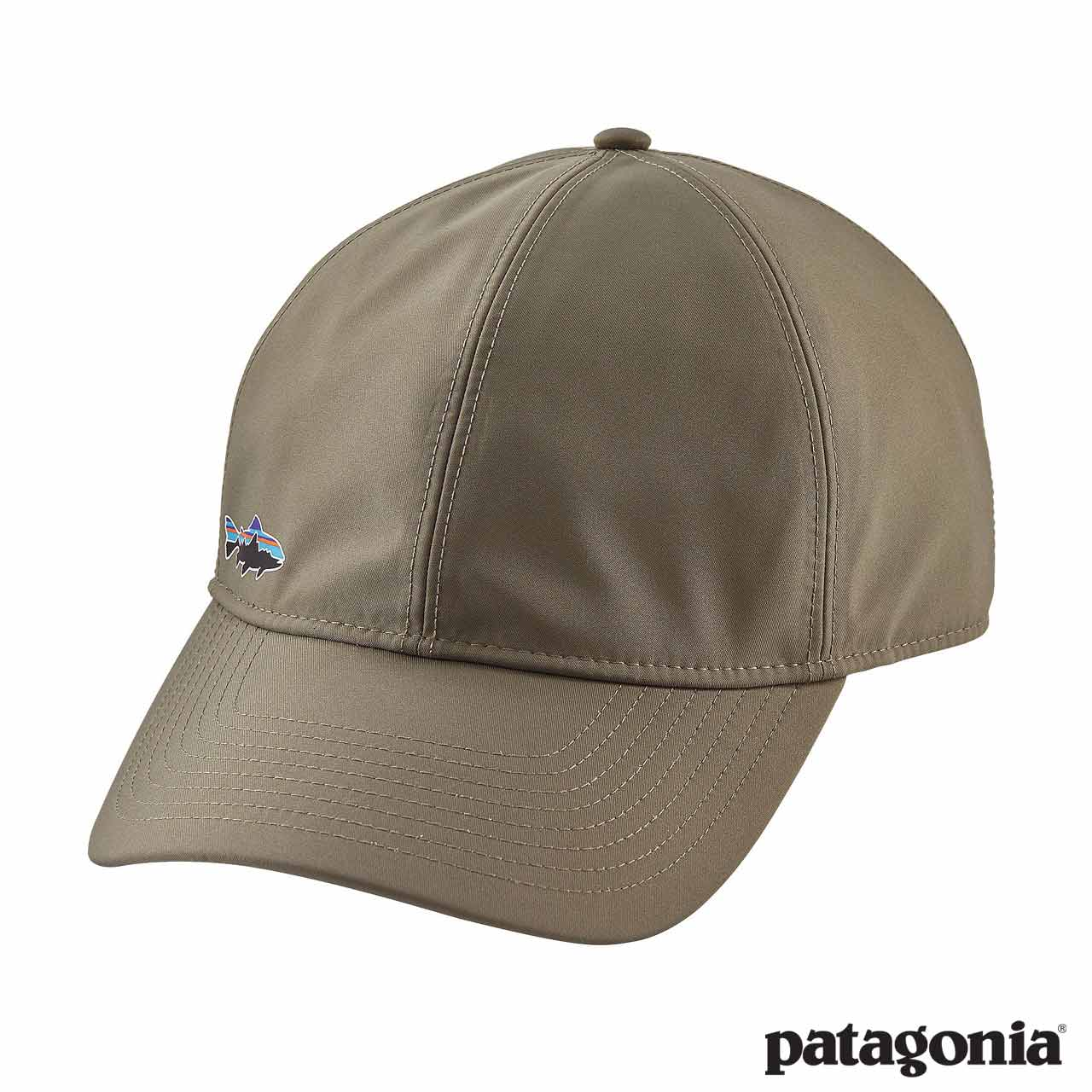 patagonia cappello  Cappello Water Resistant LoPro Cap - Patagonia - Like a River