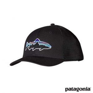 Cappello logo trota Fitz Roy Trout Trucker - Patagonia