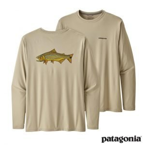 patagonia maglia daily fish