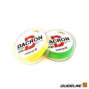 guideline dacron backing