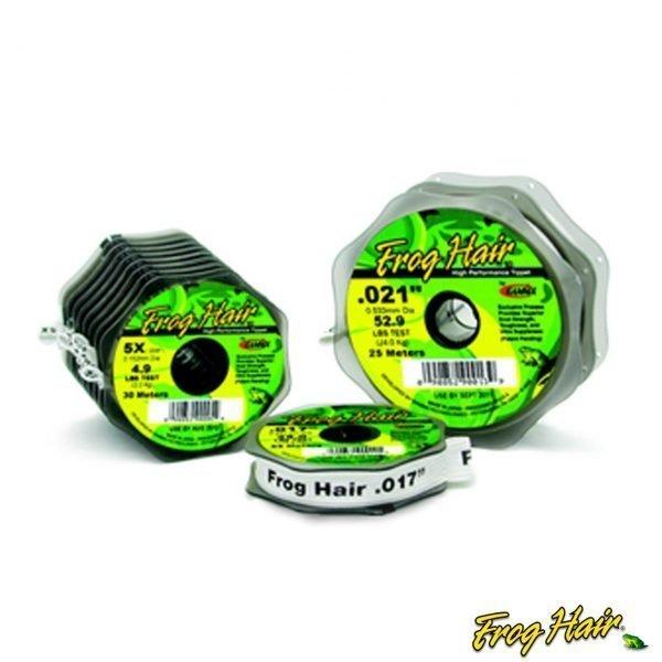 frog hair nylon tippet