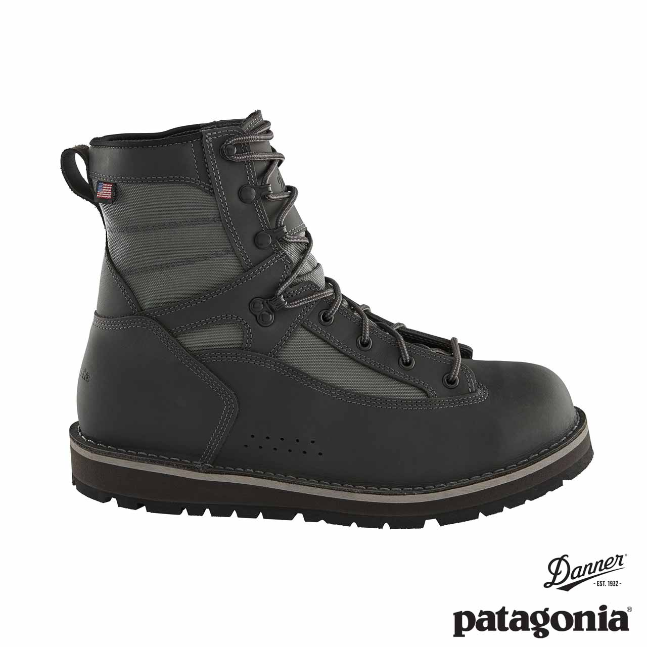 more photos eed26 15b36 Scarpa da wading Foot Tractor Rubber Sole - Patagonia