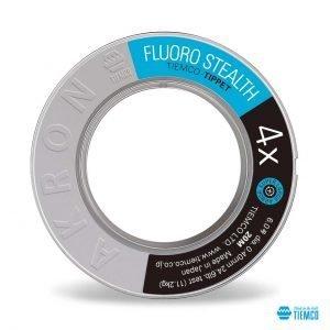 Bobina di filo in Fluoro Carbon Stealth - Tiemco