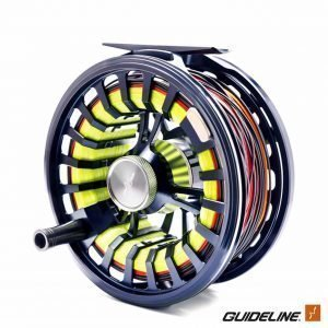 Halo Fly Fishing Reel - Guideline