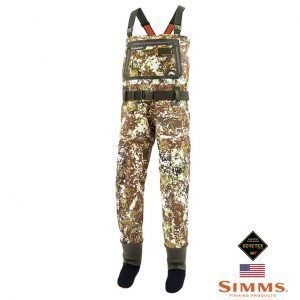 G3 Guide Stockingfoot Waders River Camo - Simms