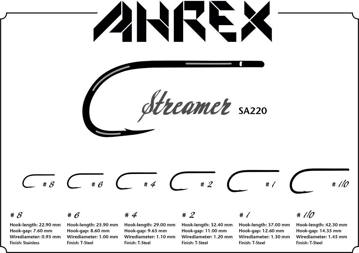 ahrex streamer sa220