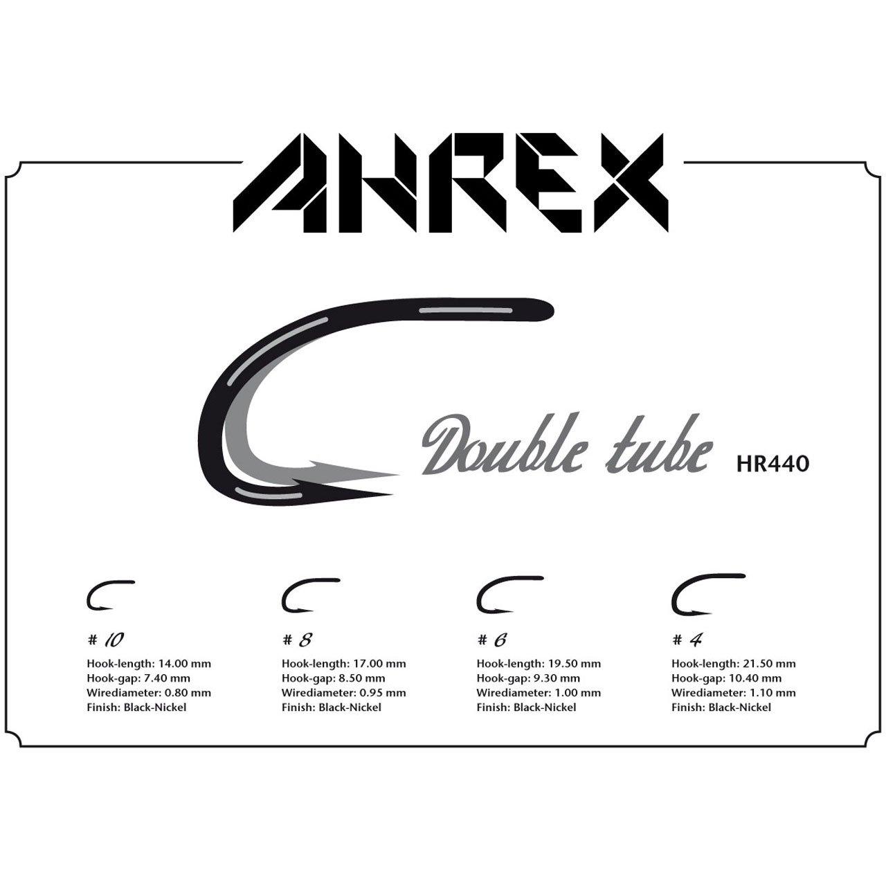 ahrex tube fly double
