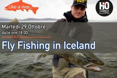 pesca a mosca in islanda