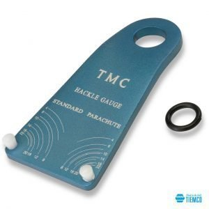 tiemco twin hackle gauge