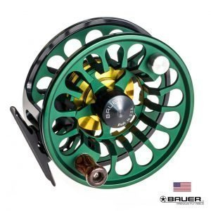 bauer rx fly reel