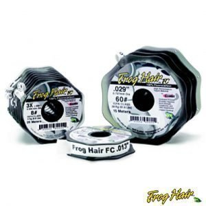 frog hair fluorocarbon
