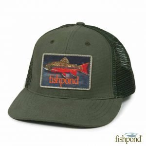 fishpond brookie hat