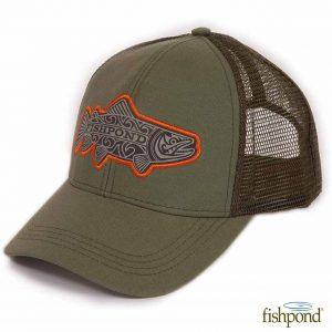 fishpond hat maori trout