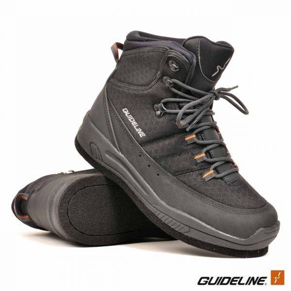 guideline alta wading boots felt
