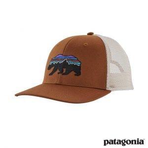 patagonia cappello fitz roy bear