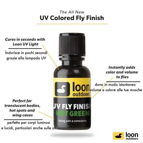 loon uv fly finish