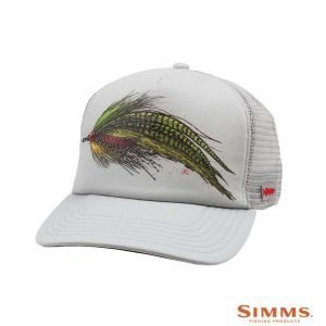 Cappello Artist Series Fly Trucker - Simms
