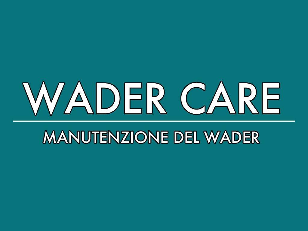 wader care