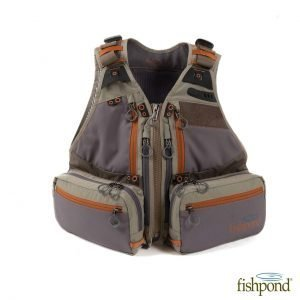 Gilet da pesca Upstream Tech Vest - Fishpond