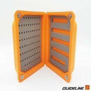 Ultralight Foam Fly Box S - Guideline