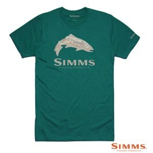simms fire hole t shirt