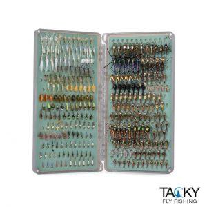 Scatola porta mosche ORIGINAL 2X Fly Box - Tacky