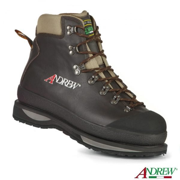 andrew wading boots