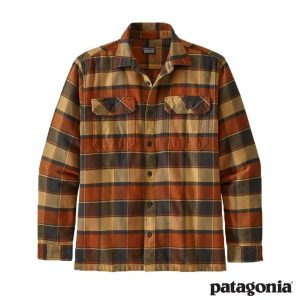 Camicia Fjord Flannel Shirt - Patagonia