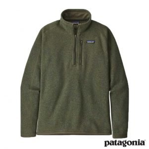 Felpa Better Sweater 1/4 Zip - Patagonia