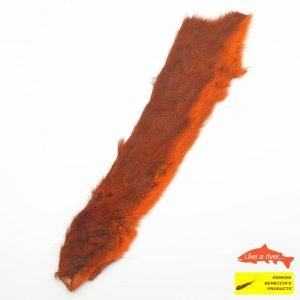 Dyed Whole Squirrel Skin - Like a river