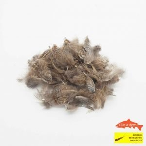 Natural Partridge Feathers (5 gr) - Like a river