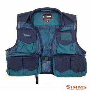 Gilet Da Pesca Tributary Vest - Simms