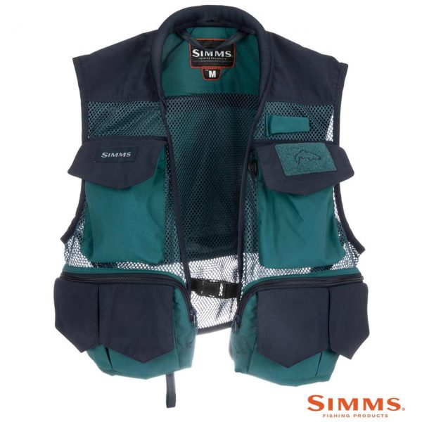 simms vest tributary